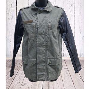 NWT TopShop   Utility Jacket   Size 4